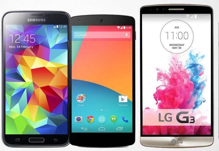 Nexus 5, LG G3, Samsung Galaxy S5 Deals: Price Discounted Heavily