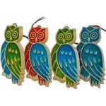 Greek Ceramic Art - Owl