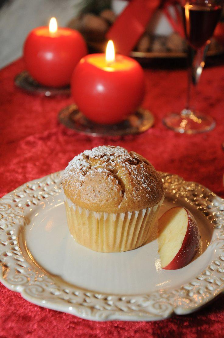 Słodkie muffinki z domową konfiturą
