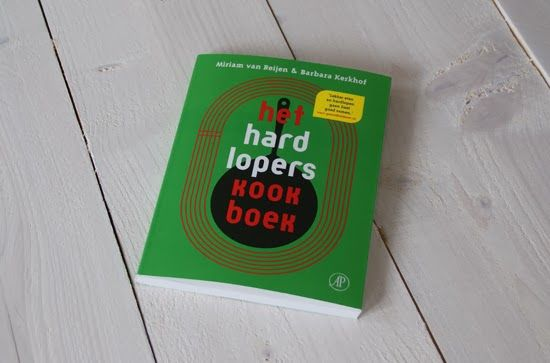 Review || Het Hardloperskookboek - Eat.Run.Love.