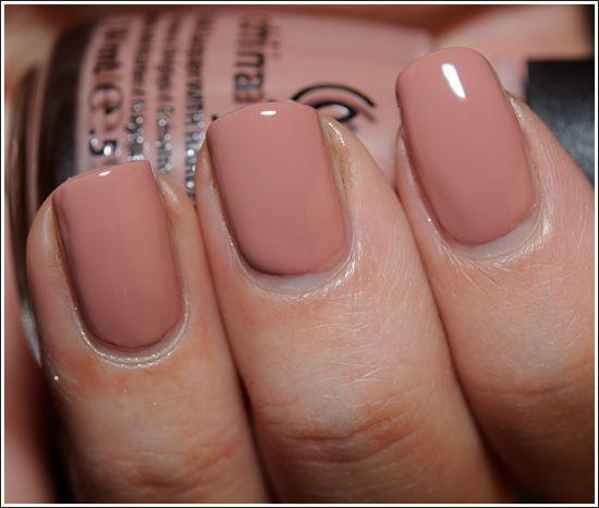 i want a mauve / light pink nail polish