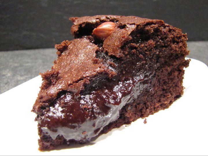 """750g vous propose la recette """"Fondant au chocolat façon brownie"""" publiée par Mamzelle Eva."""