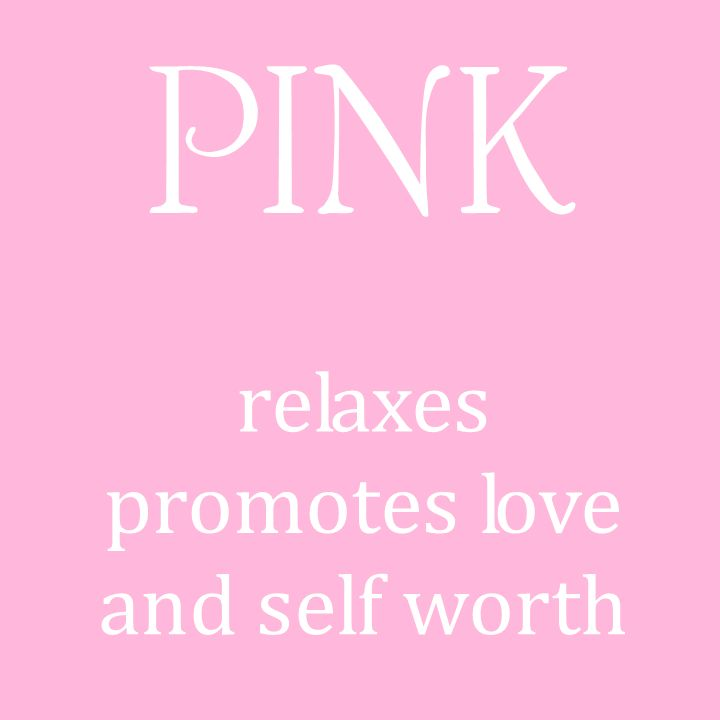 Pink Rela Promotes Love Couldn T Think Of A Better Statement About The Color