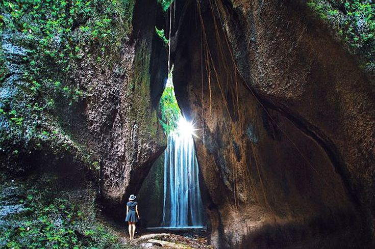 Bali Waterfall Tour is designed for those looking at exploring hidden waterfalls in Bali -Tukad Cepung Waterfall, Tibumana Waterfall and Rang Reng Cave. Your Bali Day Trip will end with massage and dinner at Ubud.