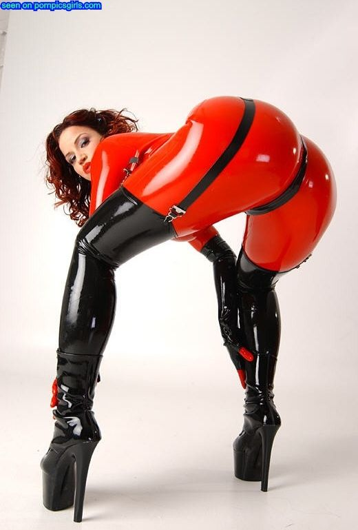 latexfetish big ass pussy