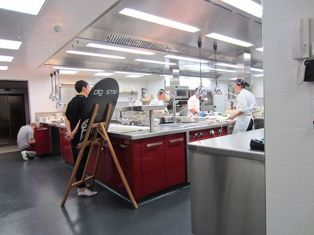 Gourmet-Küche im Hotel Lindenhof in Südtirol