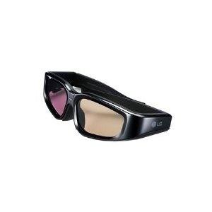 LG AG-S100 3D Active Shutter Glasses for 2010 LG 3D HDTVs --- http://bizz.mx/rjs