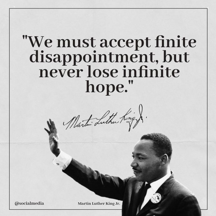 Martin Luther King Jr Quotes We Must Accept Martin Luther King Jr Quotes Martin Luther King Jr Martin Luther King Quotes