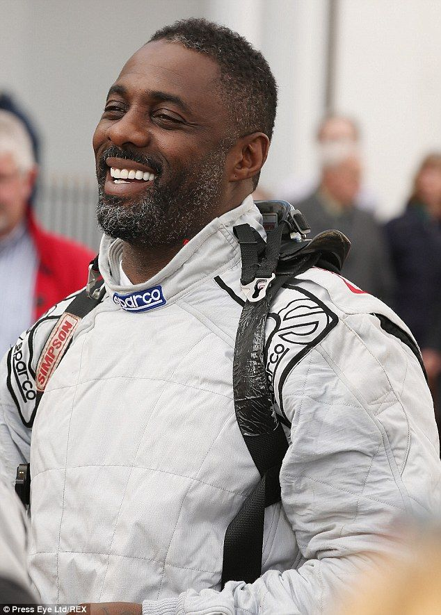 Motorhead: Idris is a fan of cars and previously took part in another series Idris Elba: King Of Speed