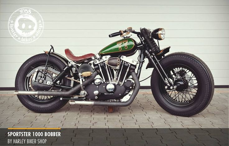 Bobber Inspiration | Bobbers & Custom Motorcycles : Photo