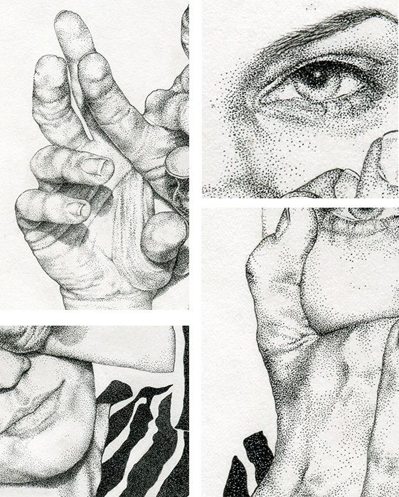 no evil on Drawing Served