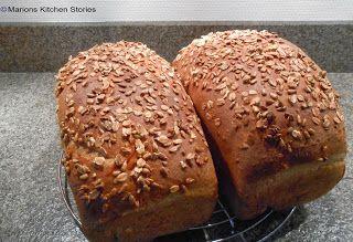 Marions Kitchen Stories: Luxe 3-granen brood