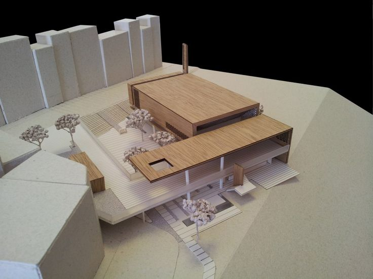 ARCHITECTURAL MODELS: Photo