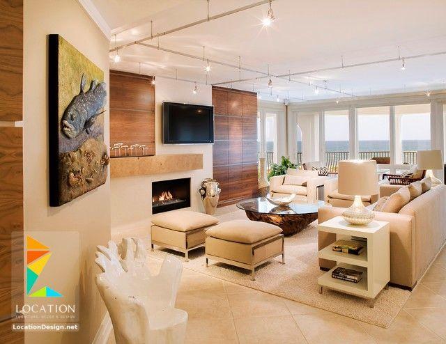 غرف معيشة ديكورات مودرن للصاله 2018 2019 لوكشين ديزين نت Living Room Furniture Layout Livingroom Layout Living Room Seating