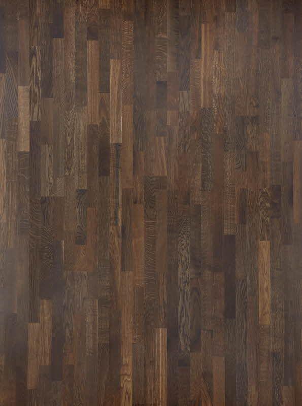 Polarwood parketti, Oak Chestnutt Matt 3-s. Paksuus 14mm, soveltuu lattialämmityksen kanssa. Värisilmä, www.varisilma.fi