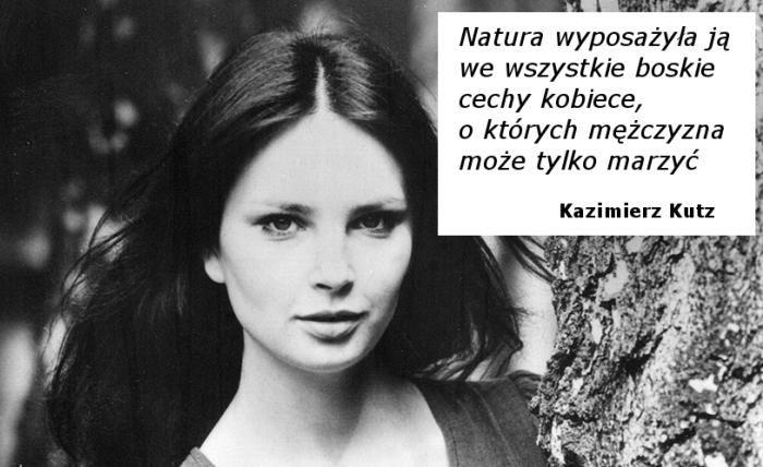 Polska aktorka o zjawiskowej urodzie, odnosiła spektakularne sukcesy, była sławna, ale miała też niełatwe życie...
