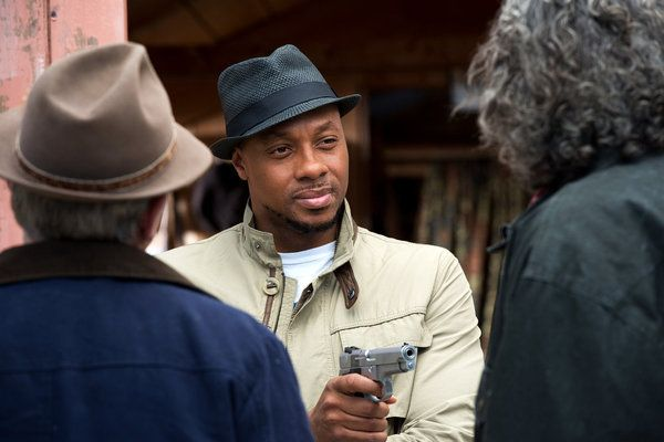 Pictures & Photos of Dorian Missick - IMDb
