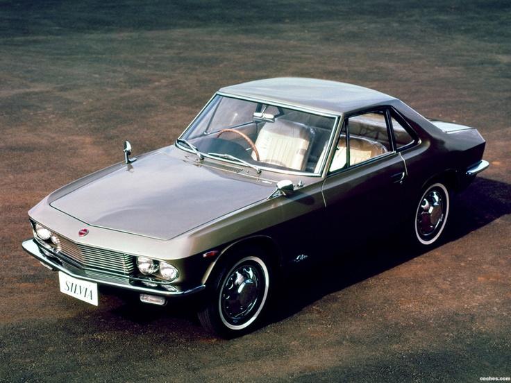 Wow, what a gorgeous 1965 Nissan Silvia!