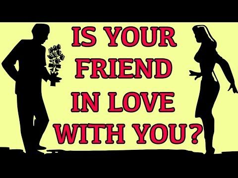 Is your friend in love with you? This love personality test it's an exhaustive checklist to find out if your friend is in love with you. Motion Graphics were provided by …