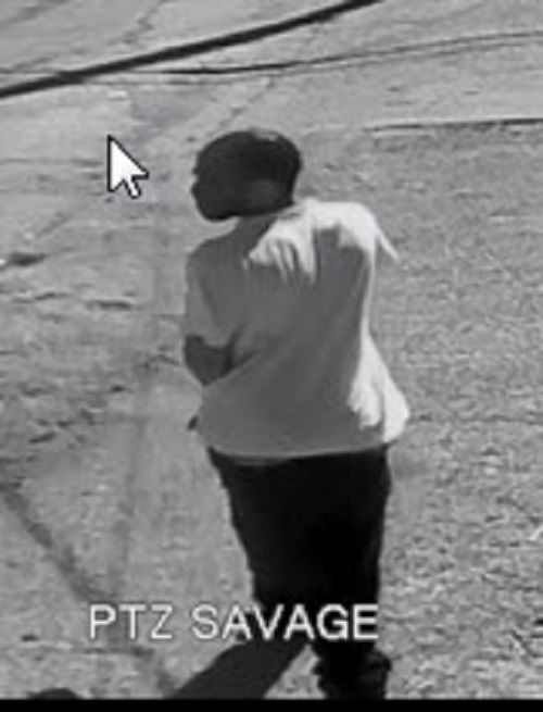 Suspect wanted for Robbery near Savage and Van Dyke