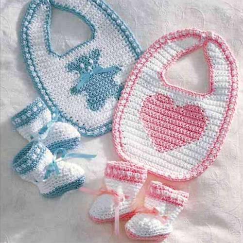 Crochet Stitches Visual Encyclopedia Free Pdf : ... for sweetheart - Tedy Set with written crochet pattern in PDF