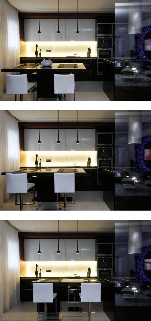 Fantasy Island Apartment in Moscow by Gemotrix Design | HomeDSGN