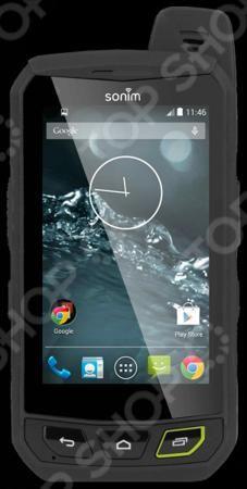 Sonim Sonim XP7  — 69990 руб. —  Смартфон защищенный Sonim XP7 усовершенствованное устройство, отличающееся невероятной прочностью. Гаджет сочетает в себе самые новейшие технологии и обладает уникальными качествами и характеристиками, которыми ни обладают привычные для нас смартфоны. В частности, производители Sonim разработали сенсорный экран, который реагирует на прикосновения пальцев через мокрые и грязные перчатки. А качество изображения остается на высоте даже под прямыми солнечными…