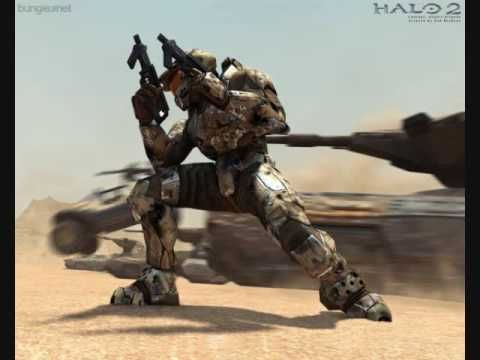 Halo 1, Halo 2, and Halo 3 Theme Songs - YouTube