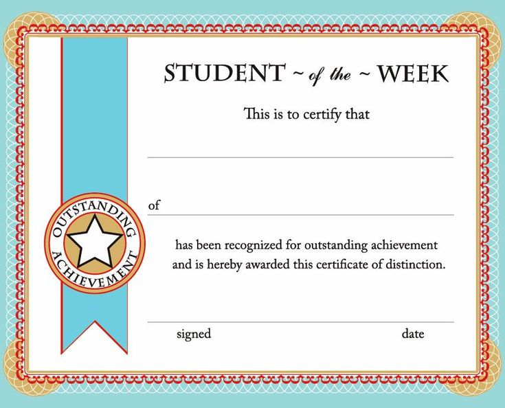 Downloadable Award Templates for Word