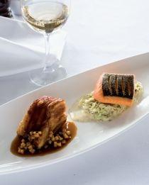 Akaroa Salmon & Havoc Pork Belly