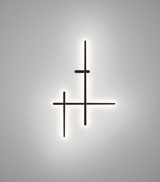 Lampa wewnętrzna, ścienna Vibia Sparks 1715 id: 30 | Wszystkie Lampy wewnętrzne \ LAMPY ŚCIENNE Kolekcje \ VIBIA