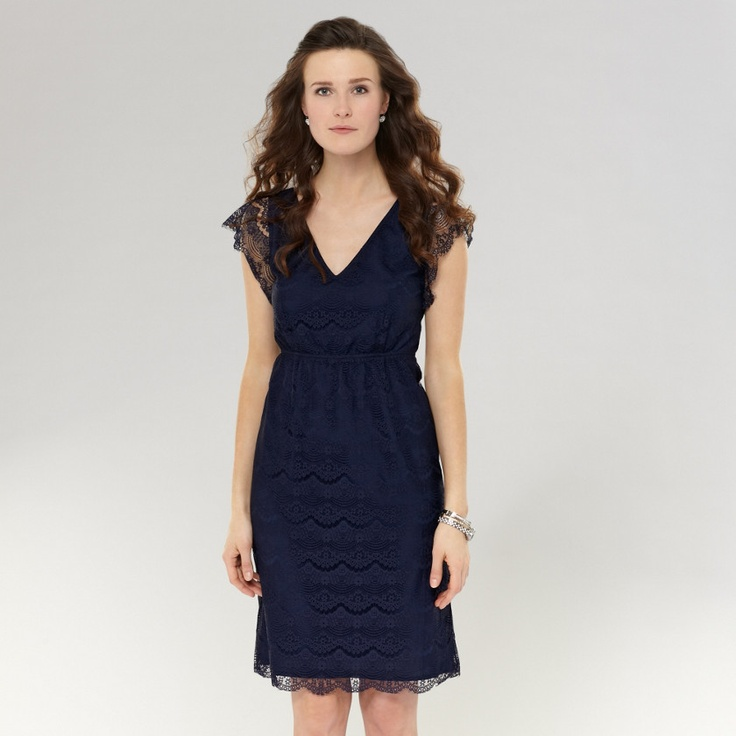 Fossil Penny Dress - so cute: Fossil Watches, Navy Lace Dresses, Bridesmaid Dresses, Fossil Pennies, Dresses Skirts, Pennies Dresses, Fossils, Fossil Penny, Penny Dresses