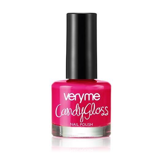Lak na nehty Very Me Candy Gloss