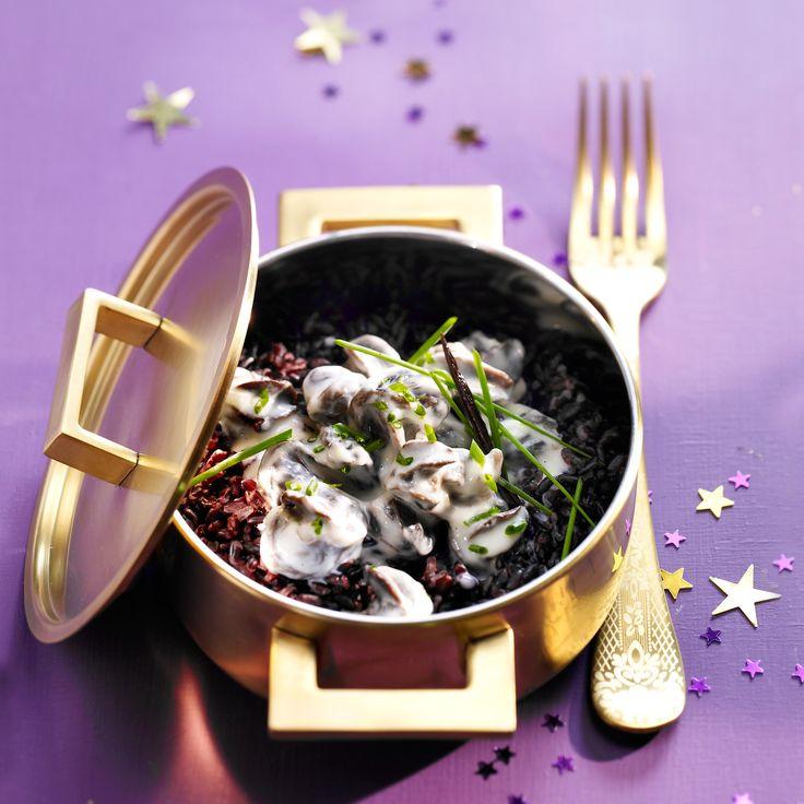 Découvrez la recette Petite blanquette d'escargots à la vanille sur cuisineactuelle.fr.