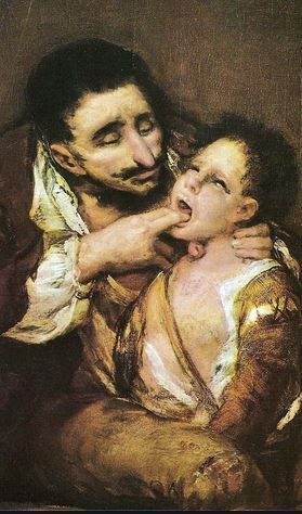 GOYA..........Some Dentists have a better bedside manner than others