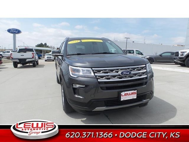 Used 2018 Ford Explorer Xlt Sale Price 31 988 Miles 29 497