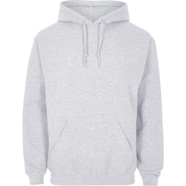Grey long sleeve jersey hoodie ❤ liked on Polyvore featuring tops, hoodies, tall hoodie, gray hoodie, tall hoodies, long sleeve tops and kangaroo pocket hoodie