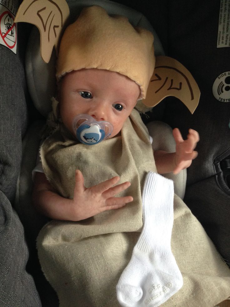 Baby Dobby is a free elf! Harry Potter baby costume