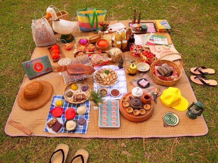 不良少年日記-台式野餐