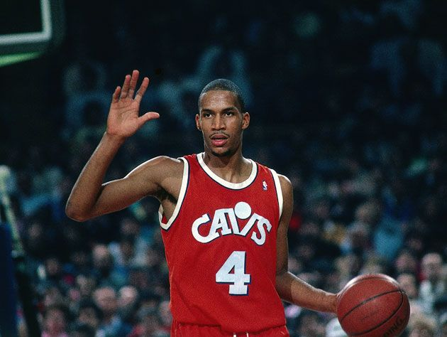 Ron Harper  Seasons in CLE:  4 (1986-1990)  Stats w/ the Cavs  19.4 PPG, 4.7 RPG, 5.1 APG, 3.3 Stocks, 47.4 FG%