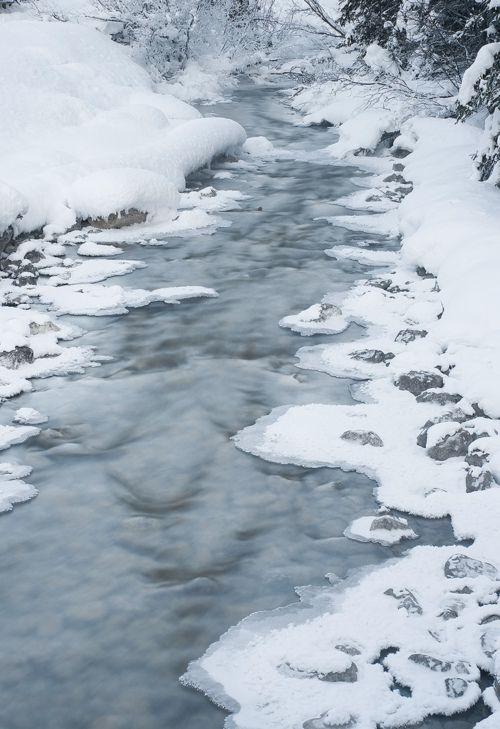 ice streamSeasons Winte, Nature, Favorite Seasons