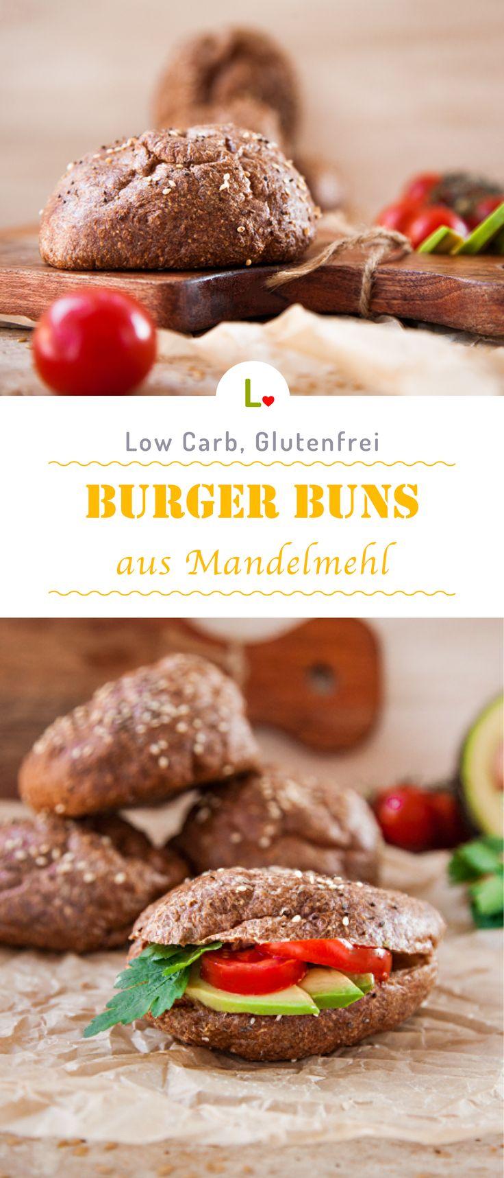 Burger Buns ahoi! Mit unseren Lizza Low Carb Brötchen Rezept aus Mandelmehl und Flohsamenmehl kannst du dir genüsslich und ohne Reue dein Burger genießen. Für weitere Brotersatz Rezepte besuch doch unsere Lizza Website:https://lizza.de/pages/rezepte