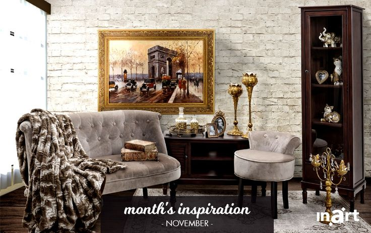 Month's inspiration November 2016 | All-time classic: timeless furniture.