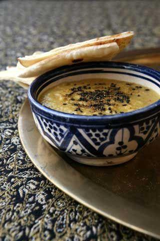 zuppa di ceci / chickpeas soup