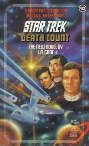 """Death Count (Star Trek (Numbered Paperback))"" av L. A. Graf"