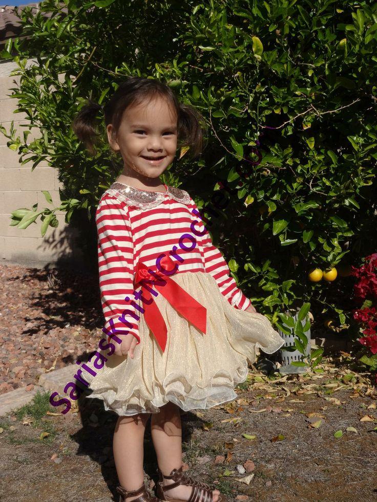 Christmas Dress Toddler Girl Christmas Dress Girls Red