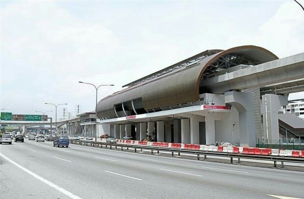 www.thestar.com.my,  Subang Jaya station currently does not have parking facilities for vehicles.