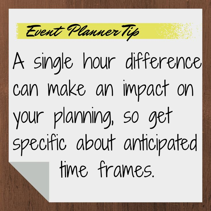 58 Best Event Planning Tips & Tricks Images On Pinterest | Event