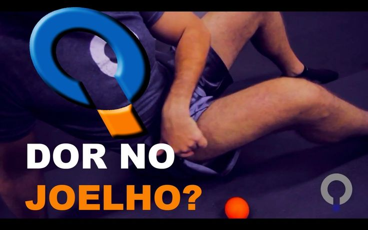 Como melhorar as dores no Joelho? Liberação Miofascial Banda Iliotibial