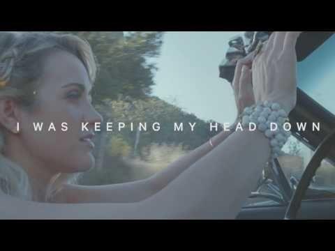 Britt Nicole - Through Your Eyes (Lyric Video) - YouTube